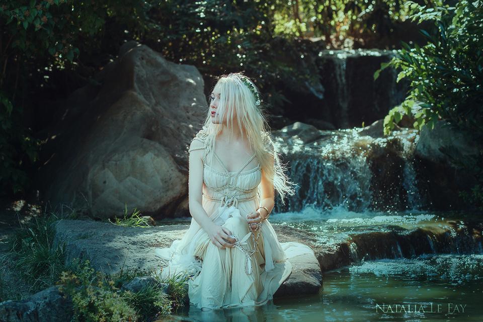 Fantasy Baen-Sighe - Part I Fotoshooting Romantik Elfen Feen Portraitfotografie