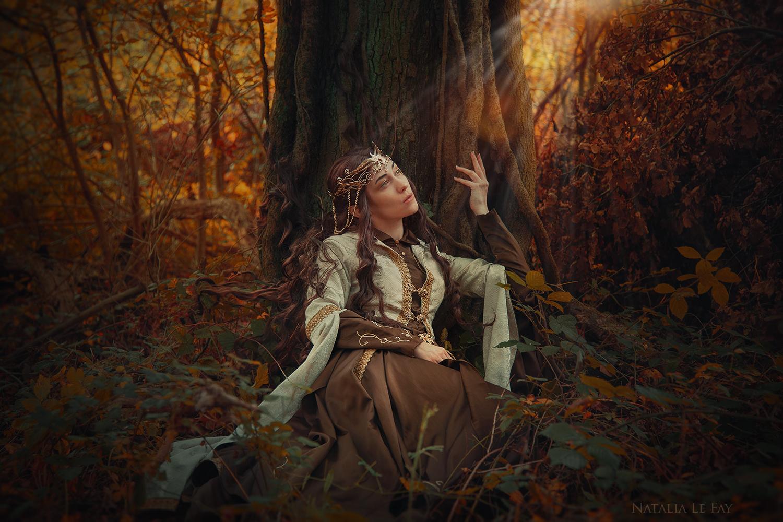 Herbst Fotoshooting - Fantasy Fotoshooting