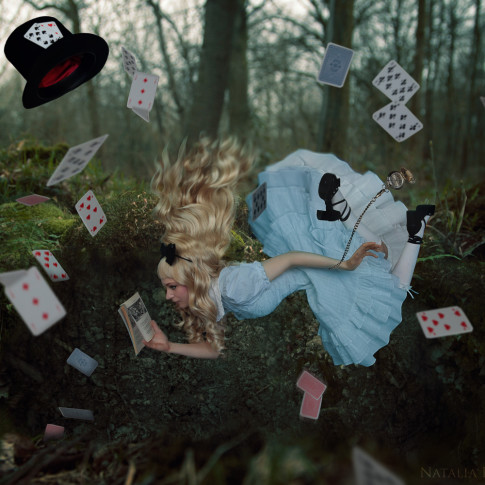 Fotoshooting Fantasy Shooting Alice im Wunderland