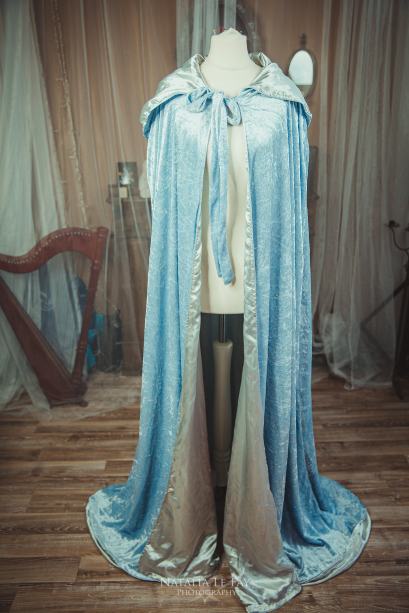Fantasy Outfit Fotoshooting Shooting-Outfit