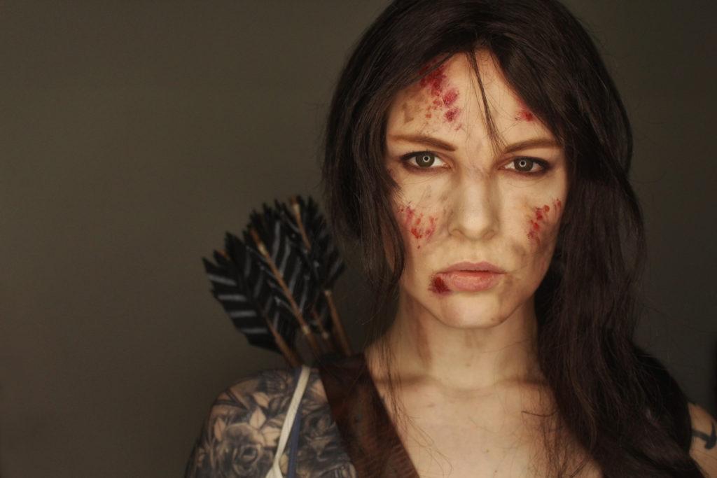 Lara Croft Selbstporträt Selbstportraits aufnehmen - Tipps zur Umsetzung